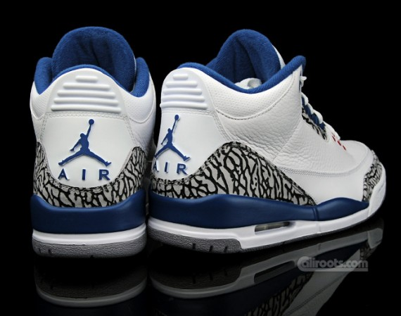 07420dfd528 jordan retro 3 true blue real vs fake