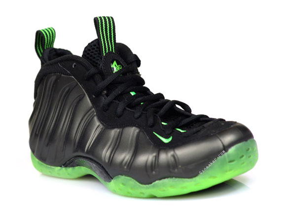 3024fefd686 Nike Air Foamposite One  Electric Green  Availability and Release Date