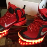 Nike-LeBron-9-PE-Lights-Custom